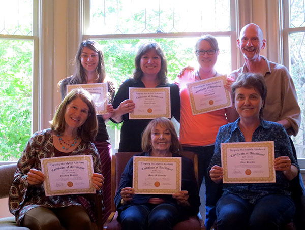 EFT Certification Class Photo